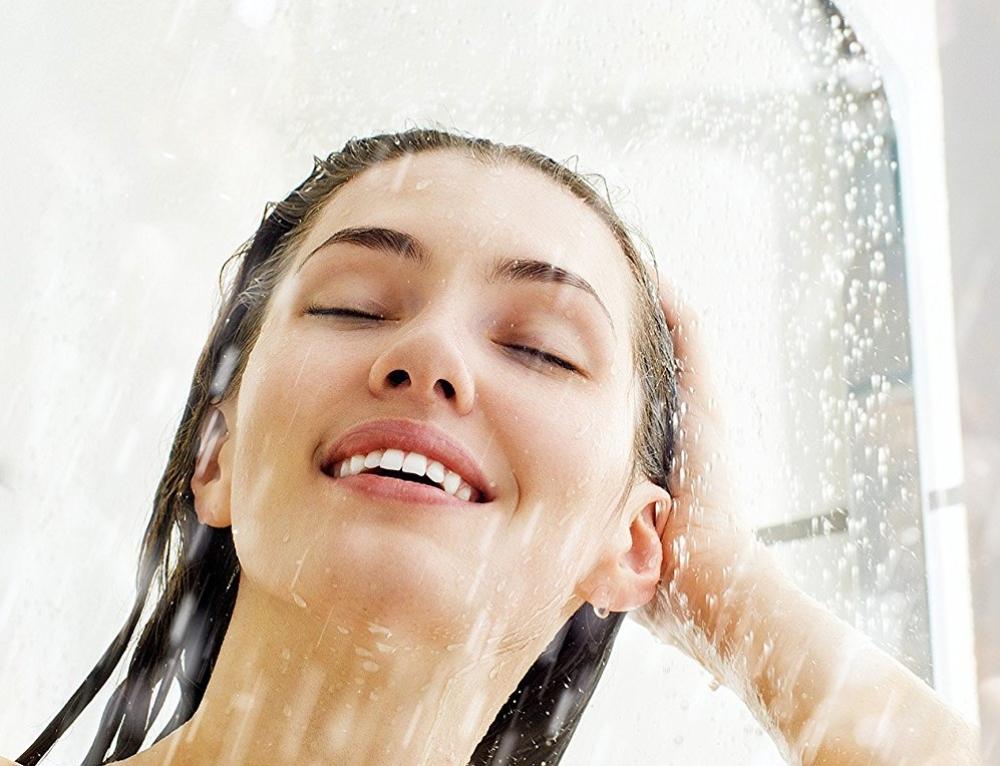 Non c'è nulla di più rigenerante di una doccia…ecco però un consiglio